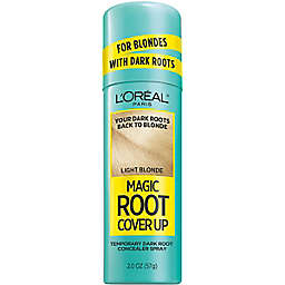Loreal® Root Temp  Blondes with Dark Roots Concealer Spray in Light Blonde