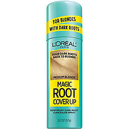 Loreal® Root Temp Blondes with Dark Roots Concealer Spray in Medium Blonde