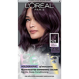 L'Oreal® Multi-Faceted Feria Haircolor in 52 Medium Cool Iridescent Brown/Cool Amethyst