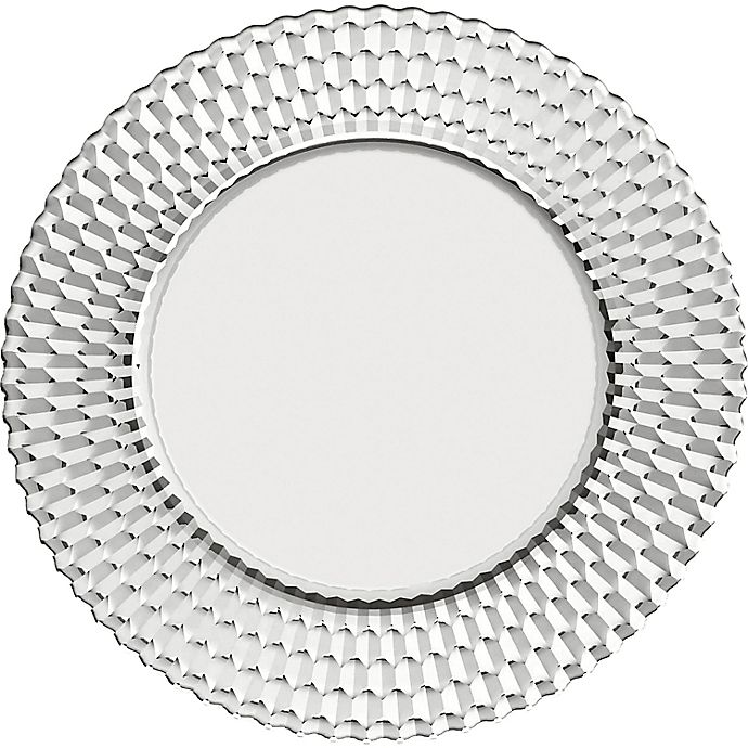 Alternate image 1 for Villeroy & Boch Boston Clear Buffet Plates (Set of 2)