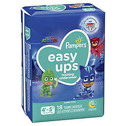 Pampers® Easy Ups™ Size 4-5T 18-Count Jumbo Pack Girl's Training Underwear