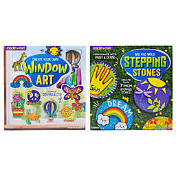 Made By Me® Stepping Stones/Window Art Bundle