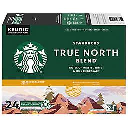 Starbucks® True North Blend Coffee Keurig® K-Cup® Pods 24-Count