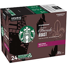 Starbucks® French Roast Coffee Keurig® K-Cup® Pods 24-Count