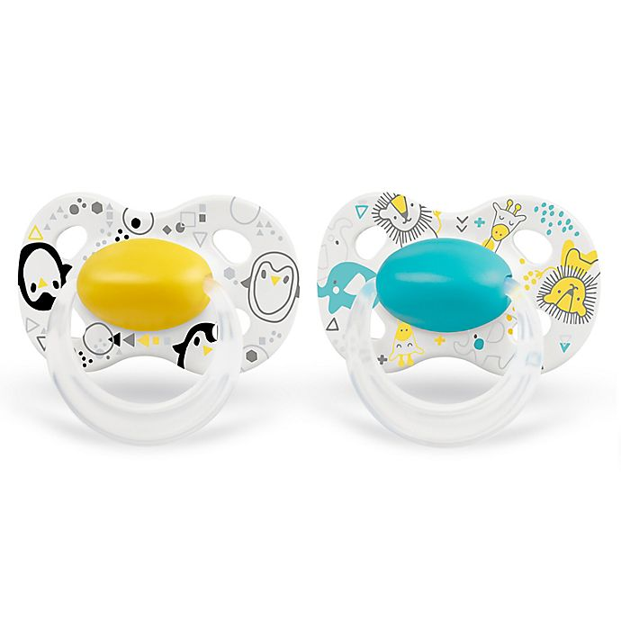 Alternate image 1 for Medela® Baby 2-Pack Original Pacifiers
