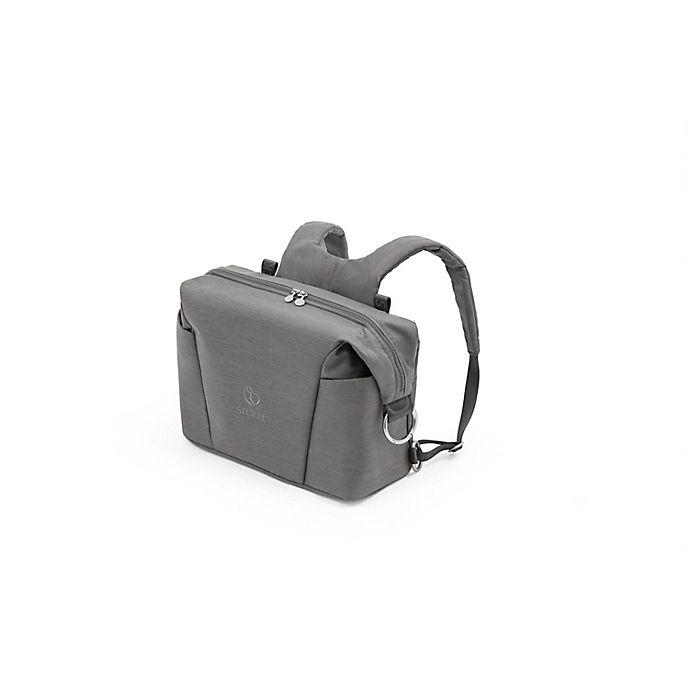 Alternate image 1 for Stokke® Xplory® X Changing Bag in Modern Grey