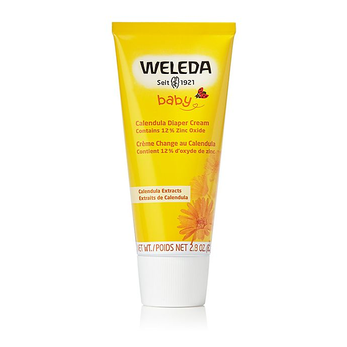 Alternate image 1 for Weleda Baby 2.8 oz Diaper Cream with Calendula