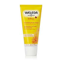 Weleda Baby 2.5 oz. Nourishing Body Cream with Calendula