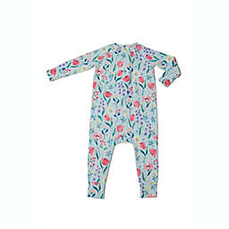 Loulou Lollipop Size 6-12M Coverall in Bluebell