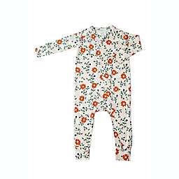 Loulou Lollipop Size 12-18M Coverall in Flower Vine