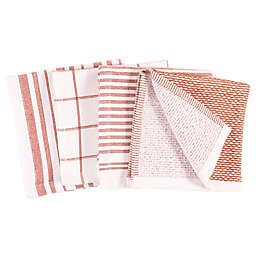 Our Table™ Select Dual Sided Dish Cloths in Cedar Wood (Set of 4)