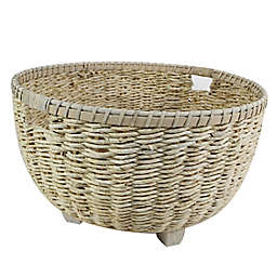 Bee & Willow™ 11-Inch Handled Storage Basket in Natural