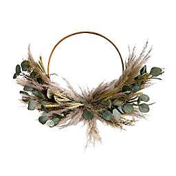 Bee & Willow™ 24-Inch Eucalyptus Hoop Wreath