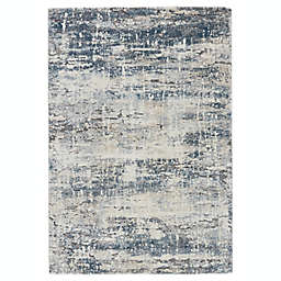 Vibe by Jaipur Living Benton 8' x 10' Area Rug in Blue/Grey
