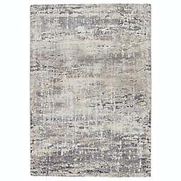 Vibe by Jaipur Living Benton 3' x 10' Runner in Grey/Ivory