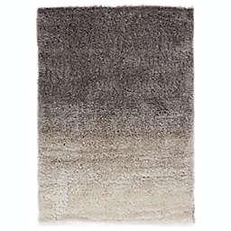 Vibe by Jaipur Living Izara Jola 7'9 x 9'9 Area Rug in Cream/Grey