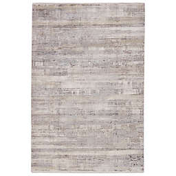 Jaipur Living Leverett Abstract 6' x 9' Area Rug in Grey/White