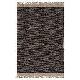 Jaipur Living Sunday 8' x 10' Handwoven Wool Area Rug in Grey/Beige