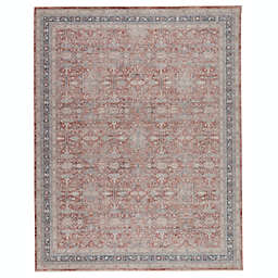 Jaipur Living Brinson 7'10 x 9'10 Area Rug in Red/Grey