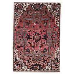 Vibe by Jaipur Living Bellona Area Rug in Pink/Grey