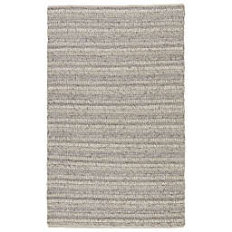 Jaipur Living Day Dream Nebula 5' x 8' Handcrafted Area Rug in Cream/Grey