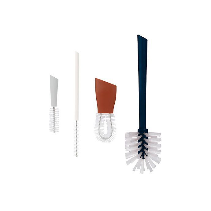 Alternate image 1 for Boon® MOD™ 4-Piece Replacement Brush Set