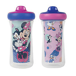The First Years™ Disney® Minnie Mouse 2-Pack 9 oz. Insulated Sippy Cups