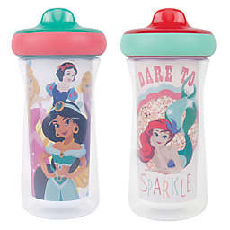 The First Years™ Disney® Princess 2-Pack 9 oz. Insulated Sippy Cups