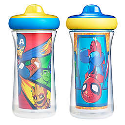 The First Years™ Marvel® 2-Pack 9 oz. Insulated Sippy Cups