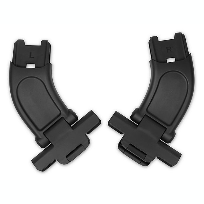 Alternate image 1 for UPPAbaby® MESA® Car Seat Adapter for MINU® Stroller in Black