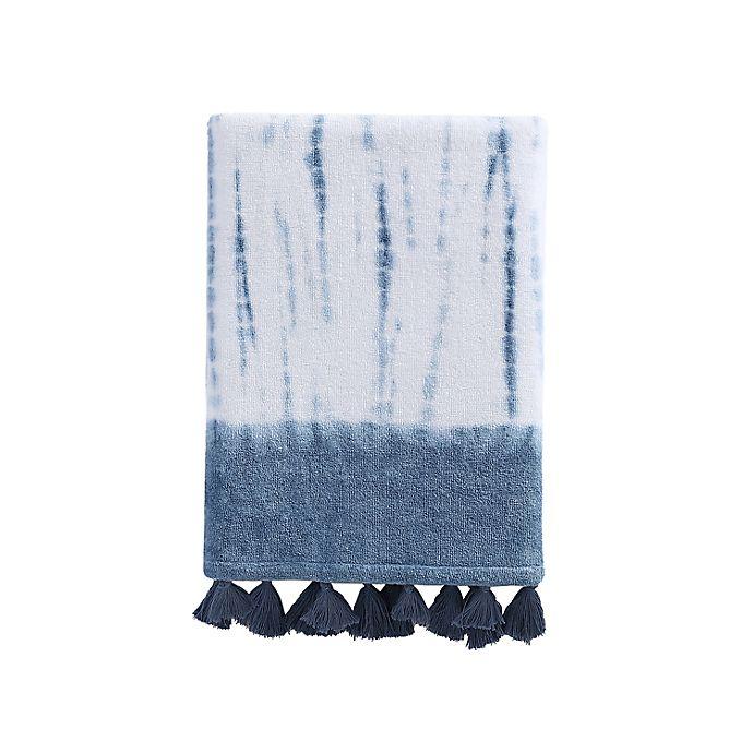 Alternate image 1 for Wild Sage™ Sienna Tie Dye Stripe Bath Towel
