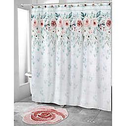 Avanti Spring Garden Shower Curtain Collection