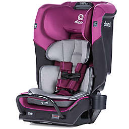 Diono radian® 3QX Ultimate 3 Across All-in-One Convertible Car Seat in Plum