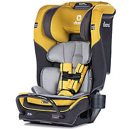Diono radian® 3QX Ultimate 3 Across All-in-One Convertible Car Seat in Black