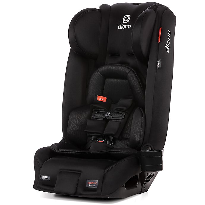 Alternate image 1 for Diono™ Radian 3 RXT All-In-One Convertible Car Seat
