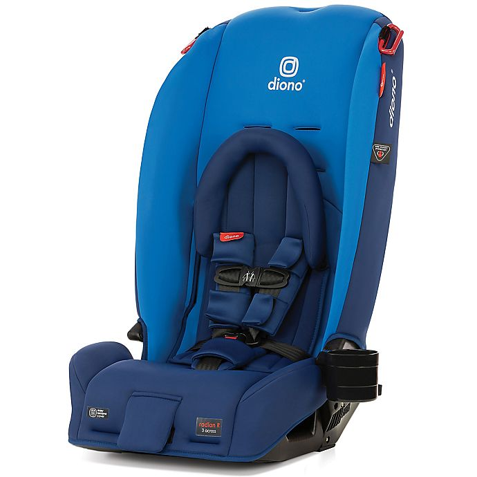 Alternate image 1 for Diono® Radian® 3RX All-in-One Convertible Car Seat