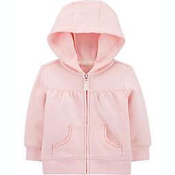 carter's® Zip-Front Fleece Cardigan