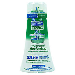 Smart Mouth™ 12 Hour Fresh Breath™ 16 oz. Activated Mouthwash™ in Fresh Mint