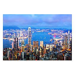 Hong Kong at Night 1,000-Piece Jigsaw Puzzle