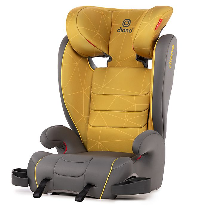 Alternate image 1 for Diono® Monterey XT LATCH Booster Seat