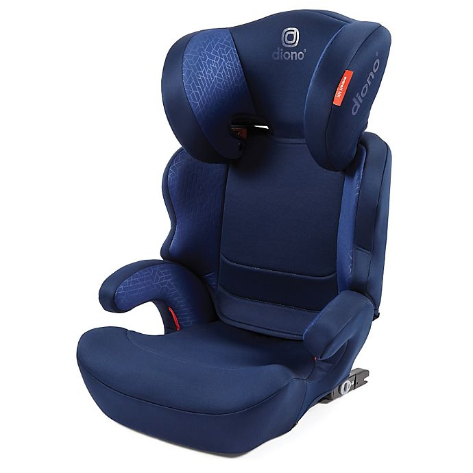 Alternate image 1 for Diono® Everett NXT Highback Car Booster Seat in Blue