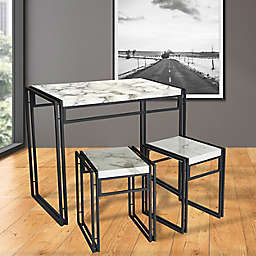 Atlantic® Urban 3-Piece Dining Set