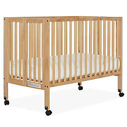 Dream On Me Quinn 2-in-1 Portable Full Size Folding Crib
