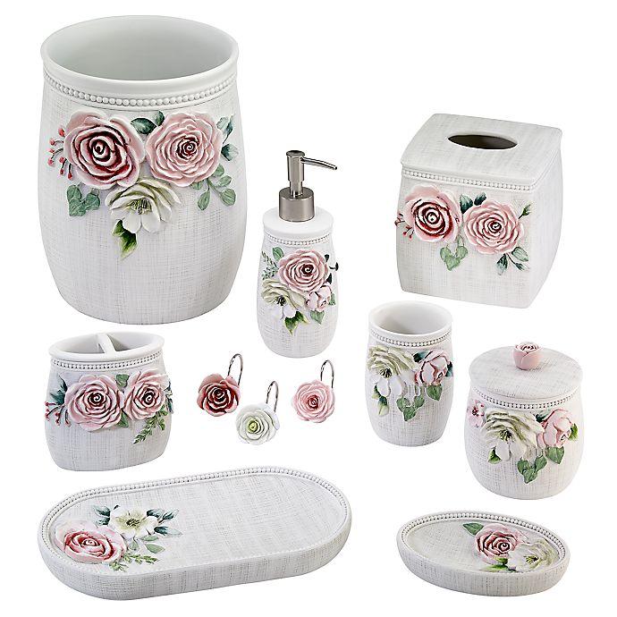 Avanti Spring Garden Bath Accessory, Avanti Bathroom Sets