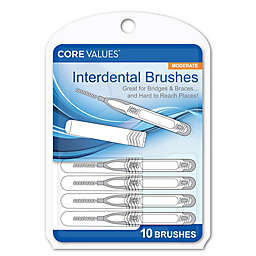Harmon® Face Values™ 10-Count Interdental Brush