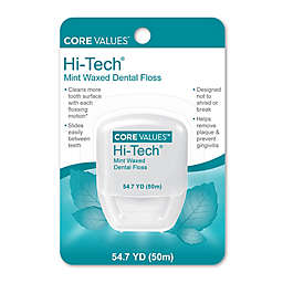 Harmon® Face Values™ Hi-Tech® 54.7 yd. Mint Waxed Dental Floss