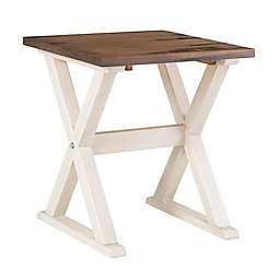 Forest Gate™ Farmhouse Solid Wood End Table