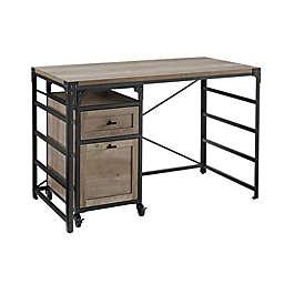Forest Gate™ Industrial 2-Drawer Computer Desk