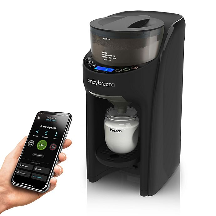 Alternate image 1 for Baby Brezza® Formula Pro Advanced WiFi Baby Formula Dispenser