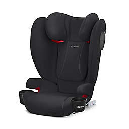 CYBEX Solution B2-Fix +Lux Booster Seat in Steel Grey